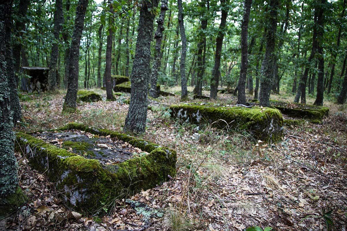 Borak Stecak UNESCO Necropolic near Rogatica