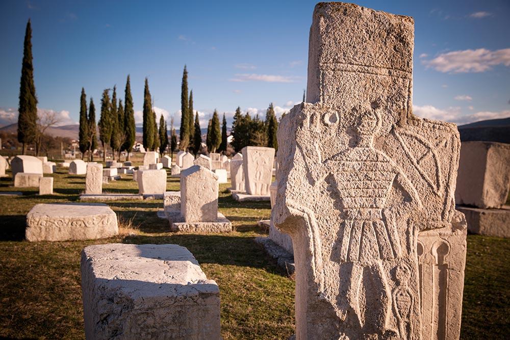 Radimlja Necropolis in Heregovina