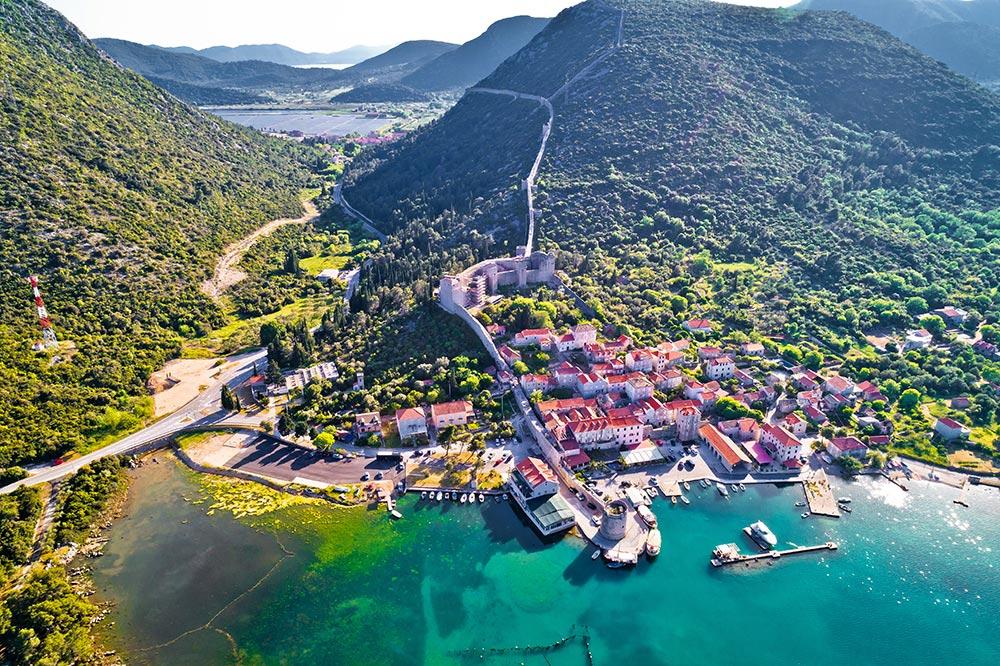 Ston Walls - Croatia