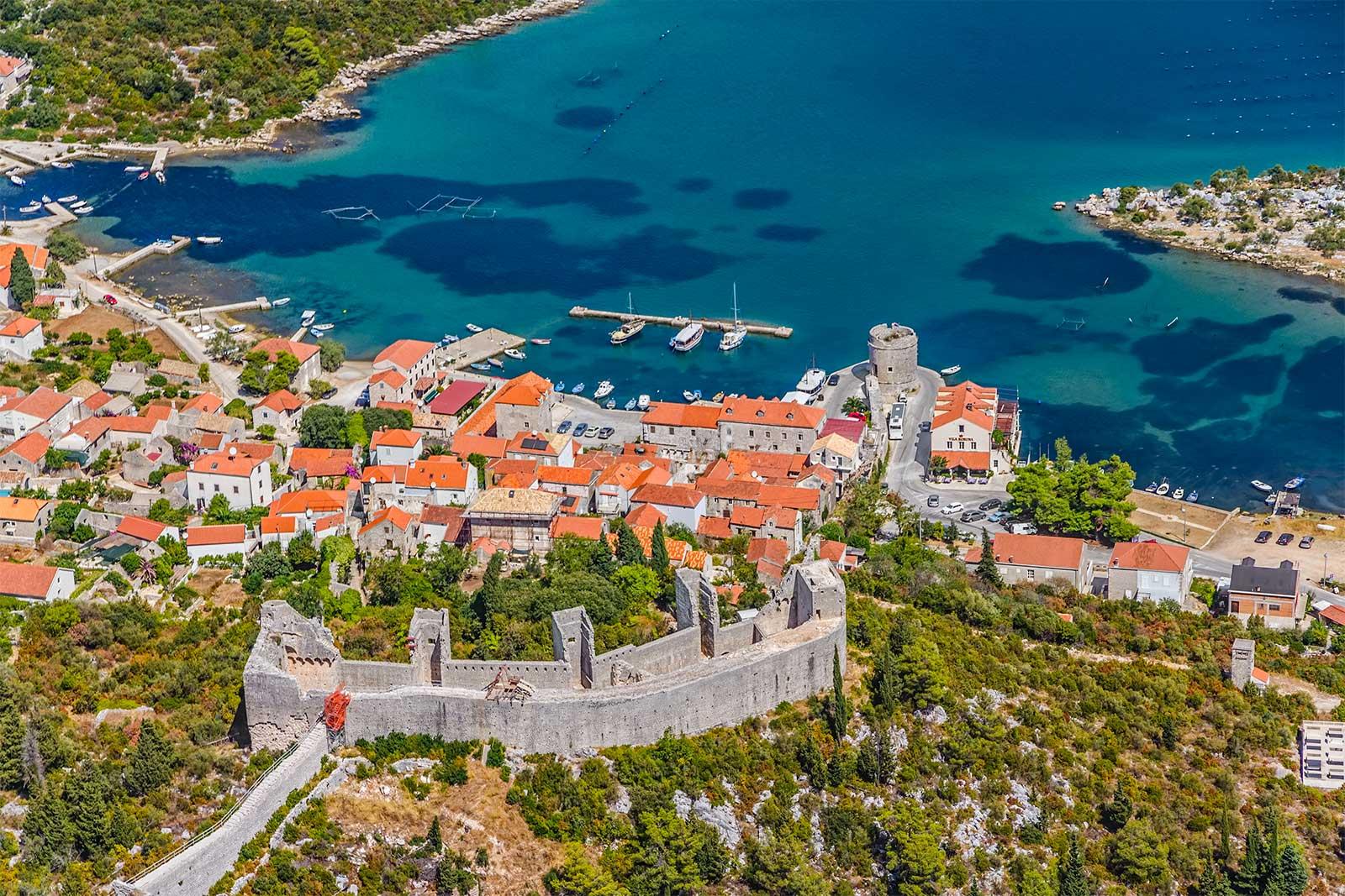 Ston Walls Croatia