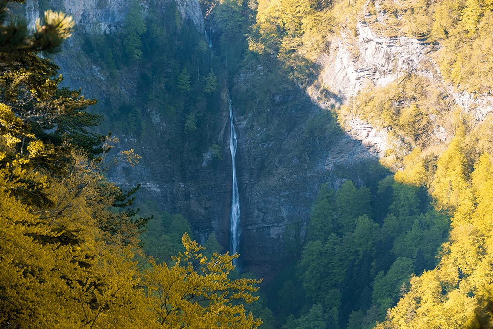 Sutjeska National Park - Skakavac Waterfall