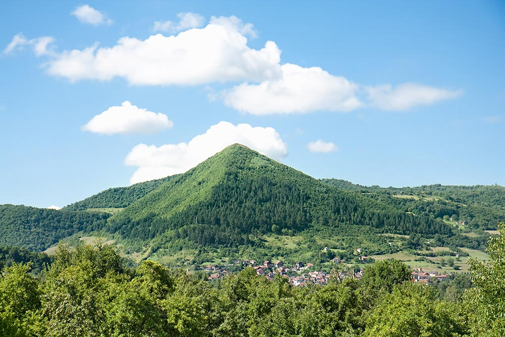 Visoko, Valley of Bosnian Pyramids
