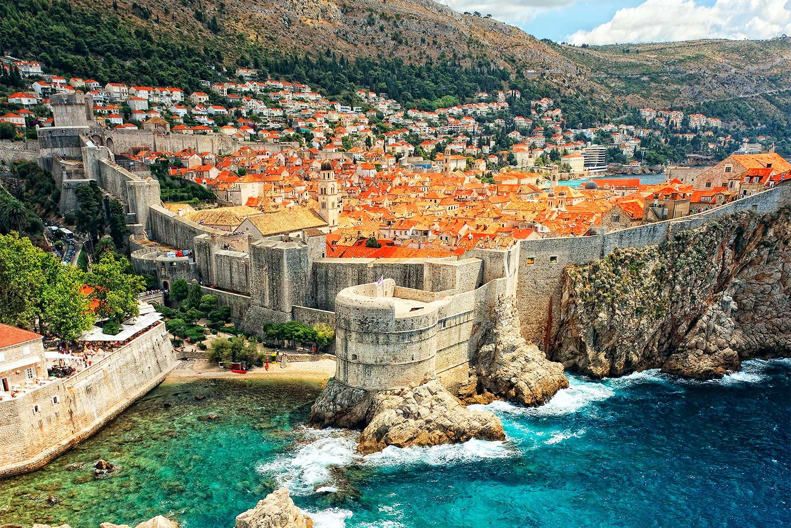 Dubrovnik Old Town - Croatia