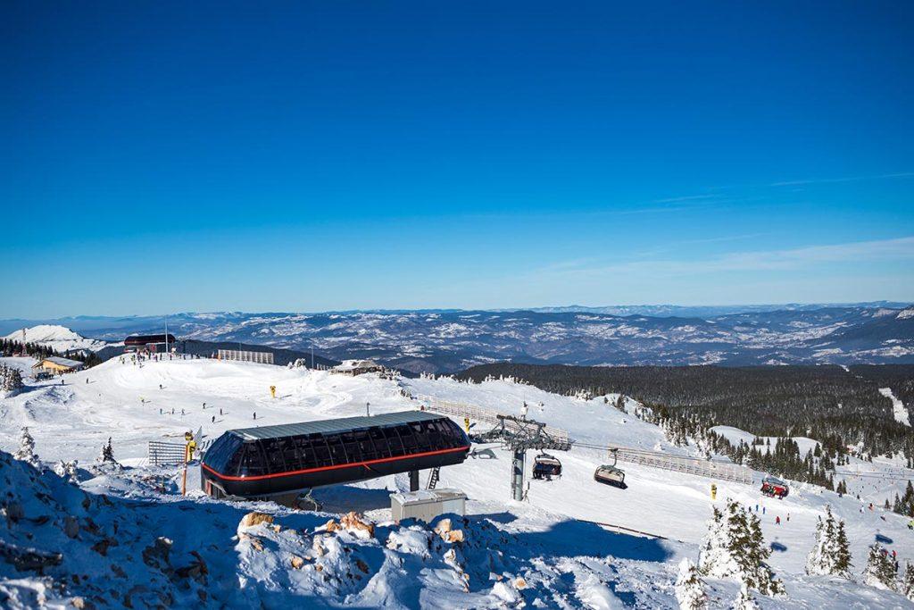 Jahorina Ski Slopes - Bosnia and Herzegovina