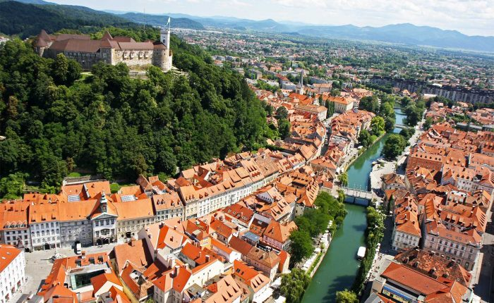 Ljubljana Capital of Slovenia