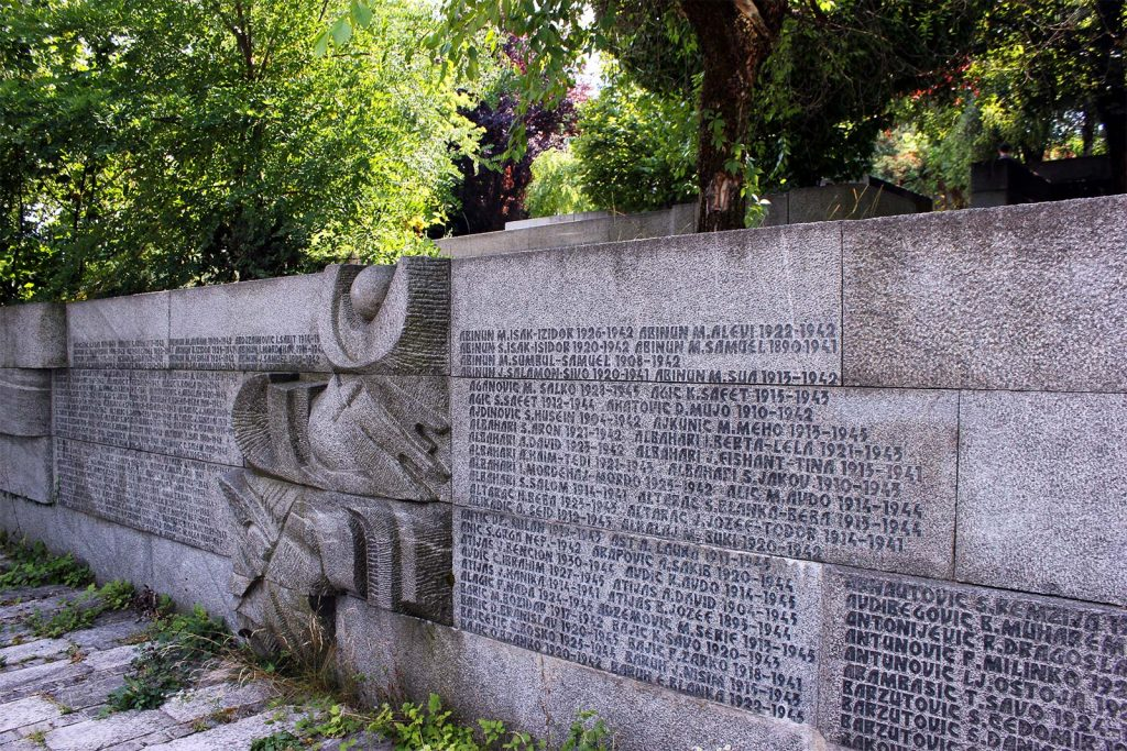 Sarajevo Vraca Park Memorial