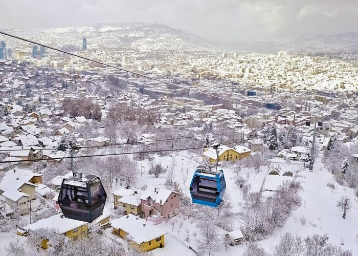 Sarajevo Winter Time