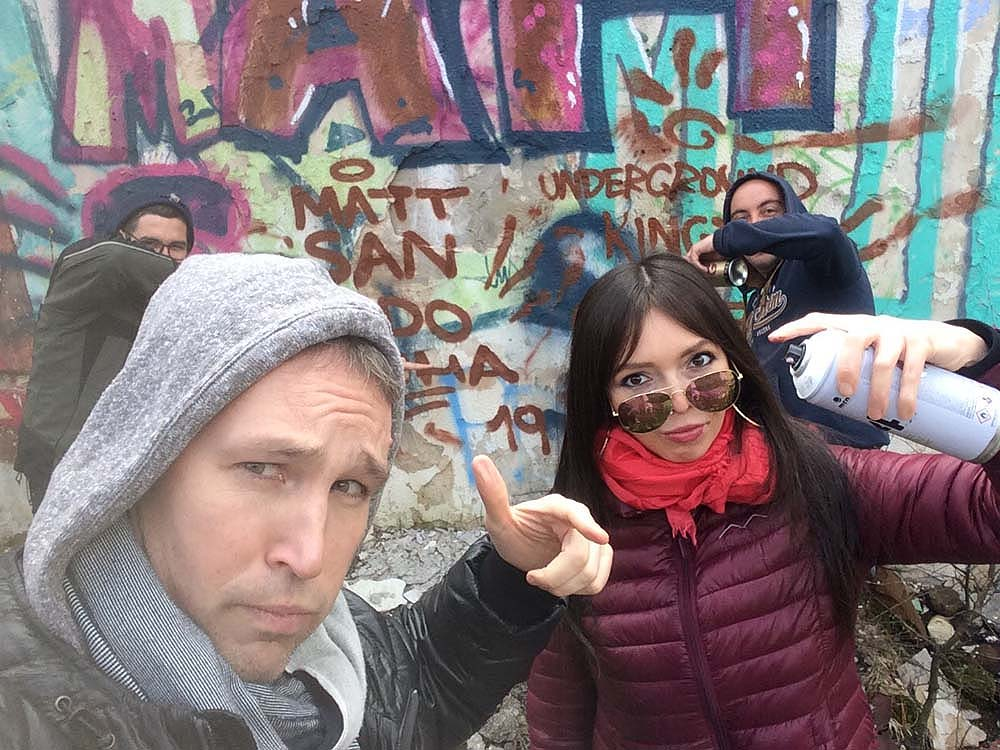 Street Art Tour by Funky Tours