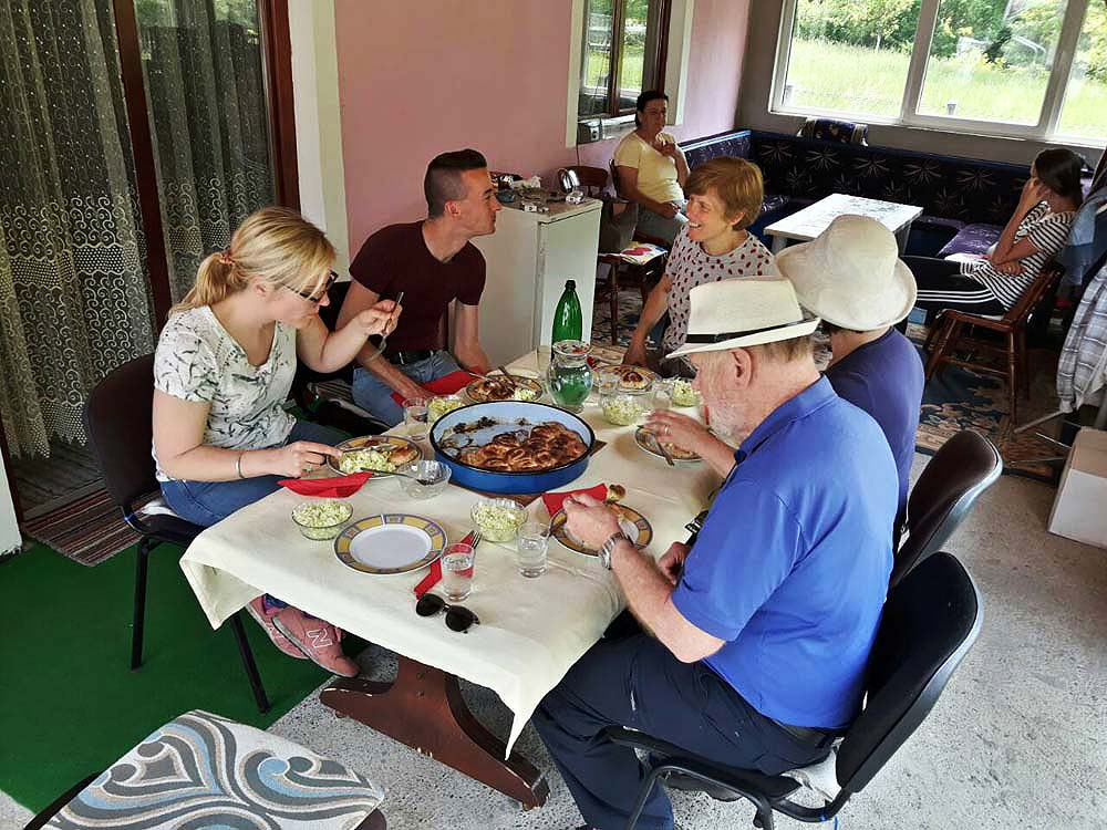 Srebrenica Genocide tour and lunch with a local family