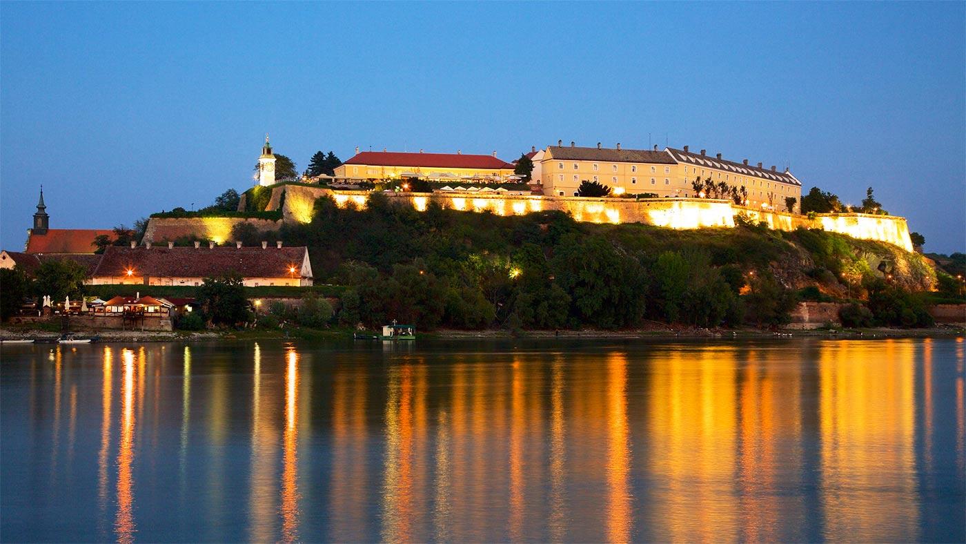 Petrovaradin Fort Novi Sad