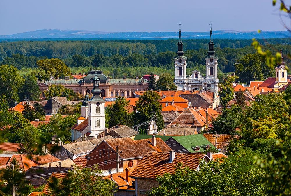 Sremski Karlovci old town - Serbia - Vojvodina