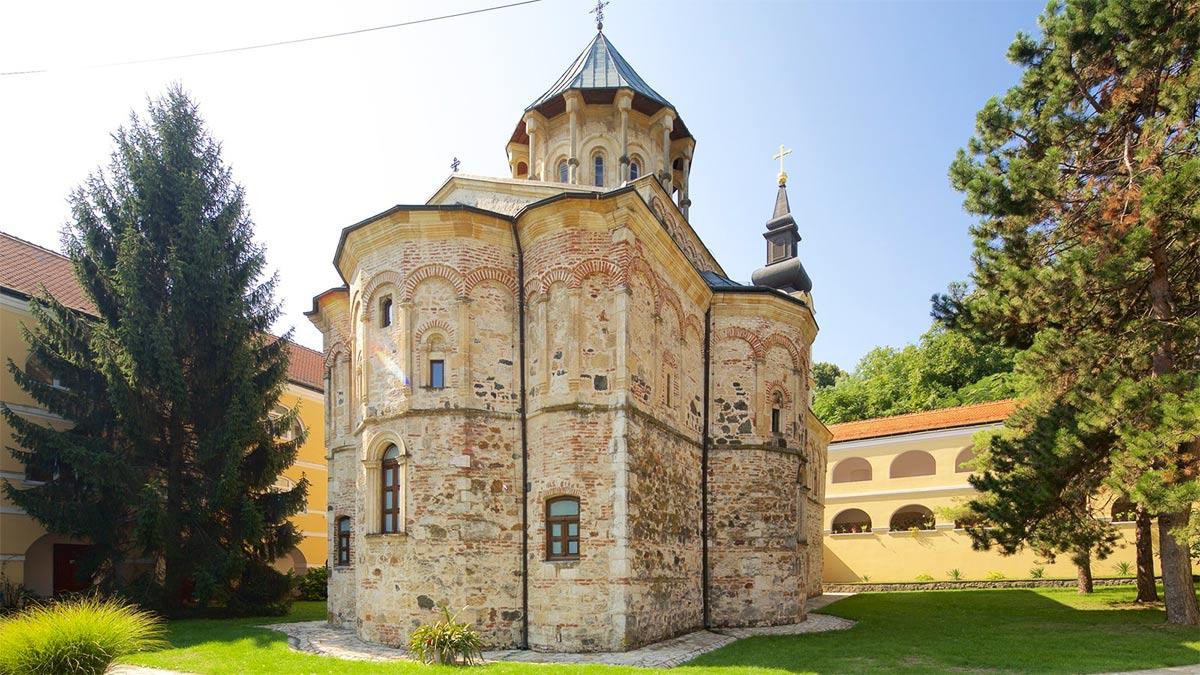 Novo Hopovo Monastery Fruska Gora