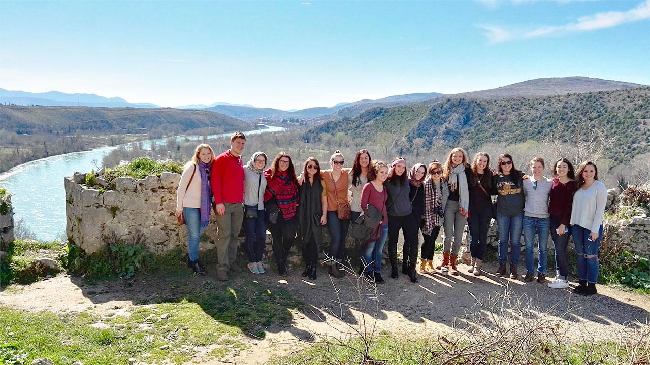 Study Trip in Herzegovina