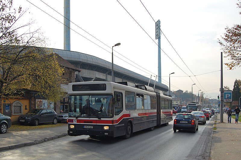 Public Transport in Sarajevo