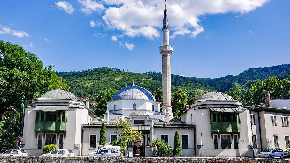 The Emperor's Mosque