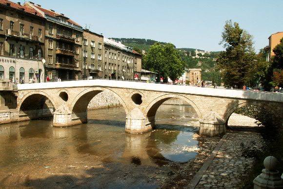 Self Guided Tour of Sarajevo: 2 Days with Itinerary and a Map