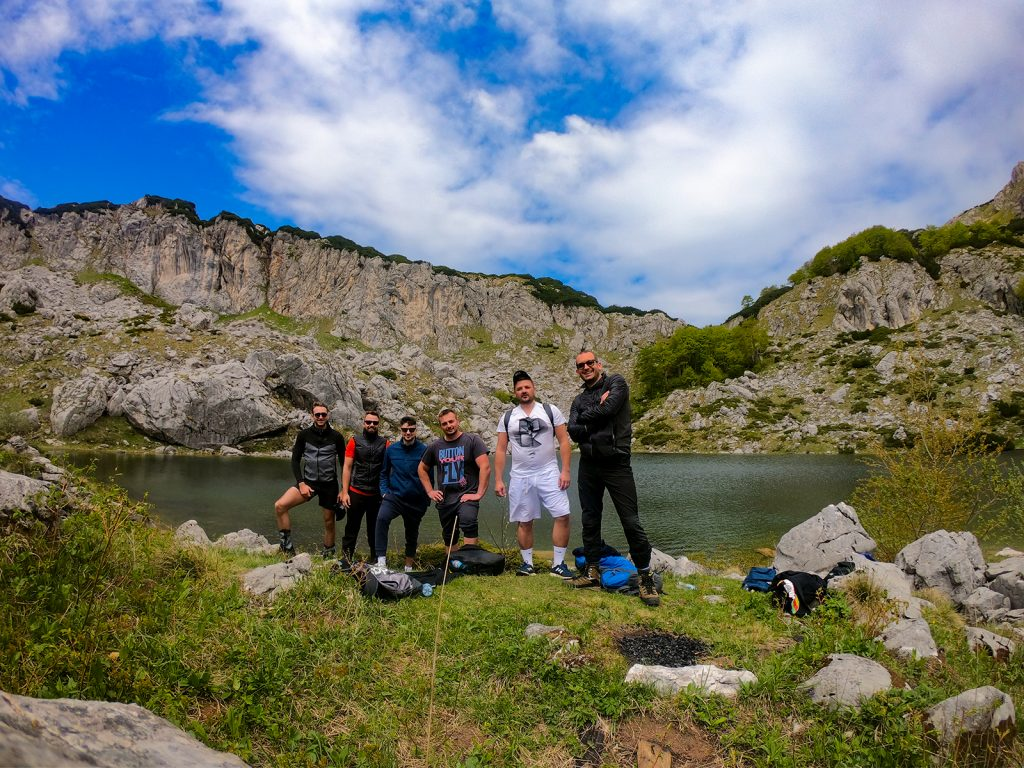 Treskavica Hiking - Black Lake