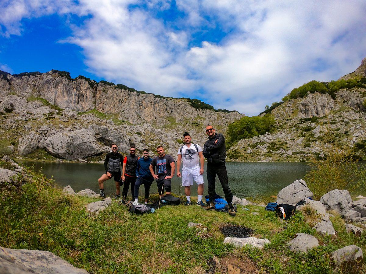 Treskavica Hiking - Black Lake