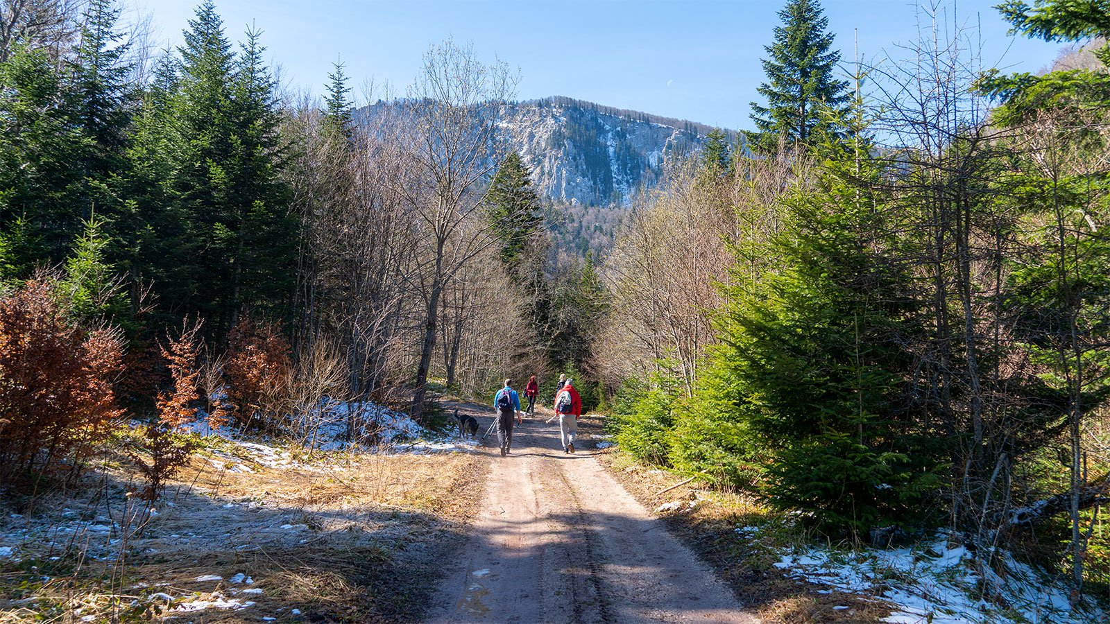 Treskavica Hiking Trail
