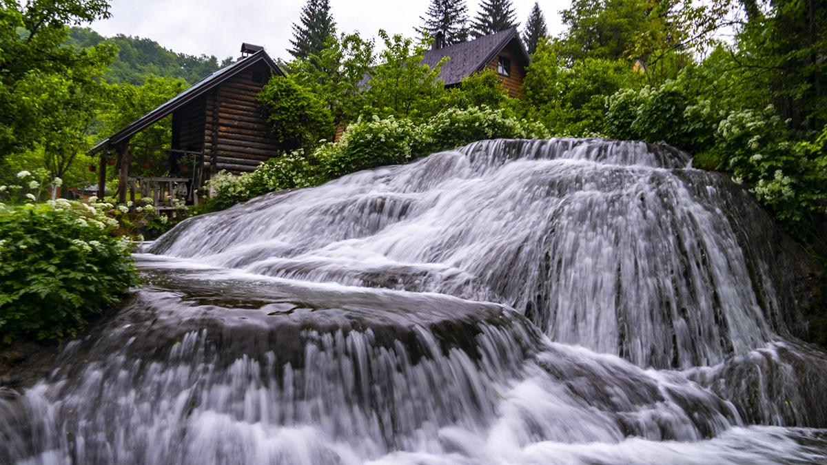 Janjske Otoke(Janj streams)