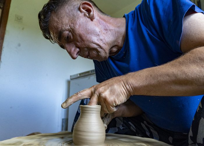 Bosnia Pottery Workshop