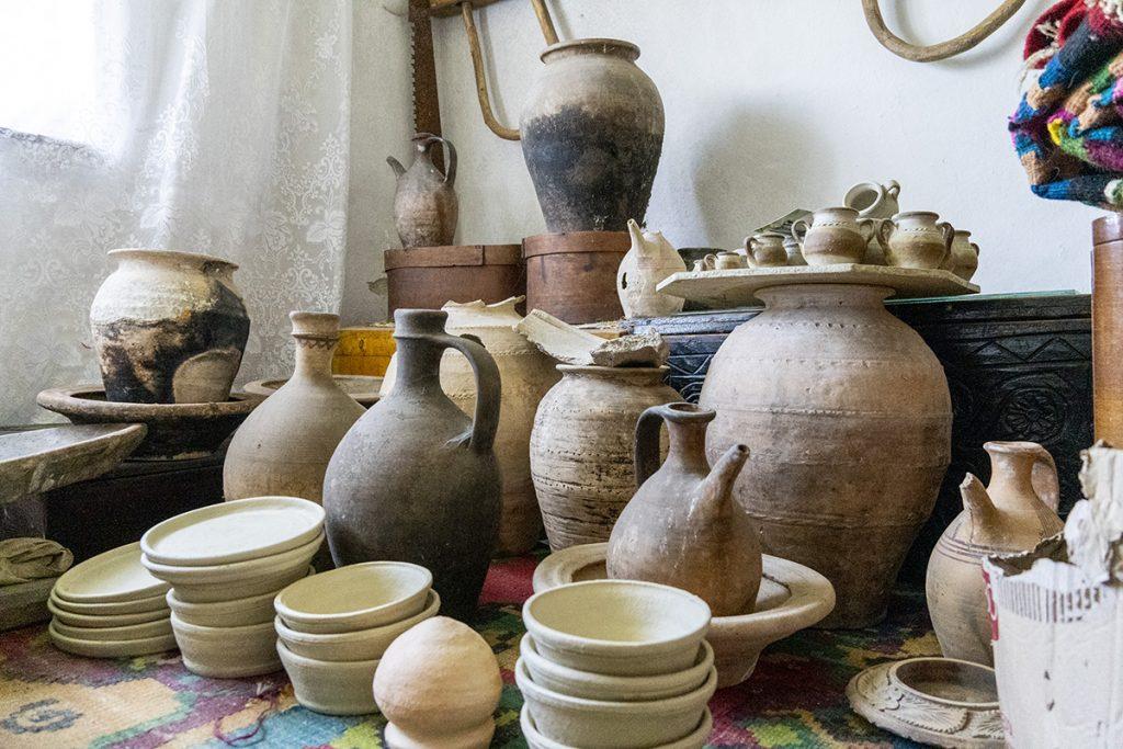 Bosnian Pottery Workshop