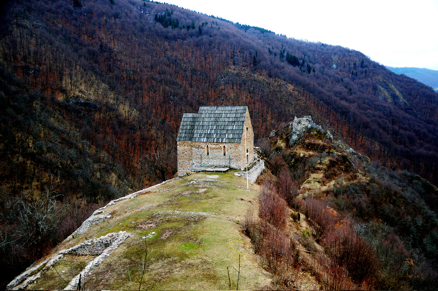 Bobovac and Kraljeva Sutjeska