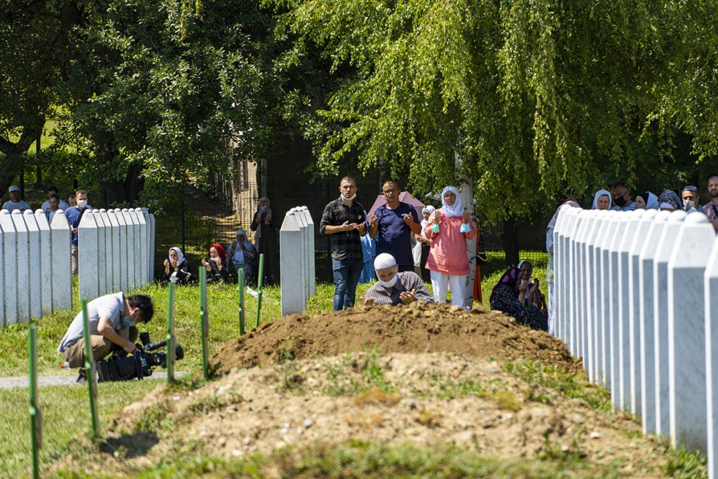 11th of July Srebrenica