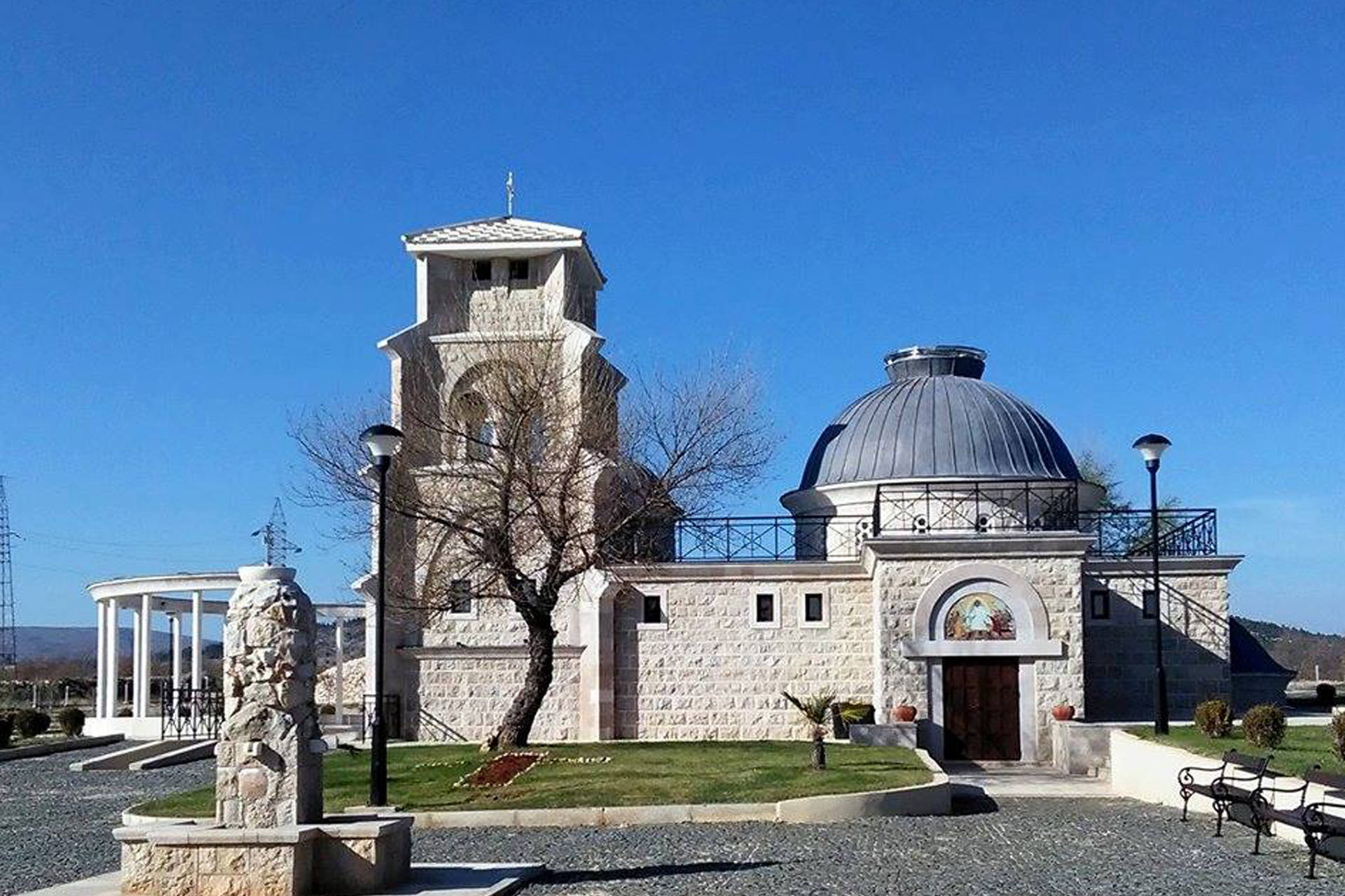 Church of the Synaxis of Serbian Saints and Martyrs
