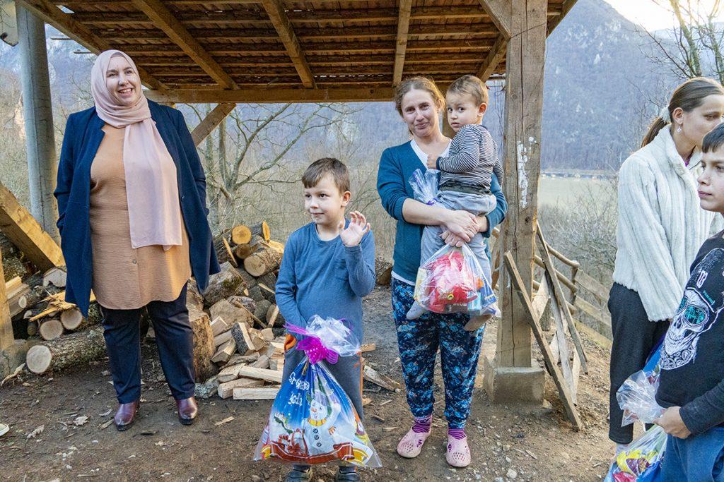 Srebrenica Family