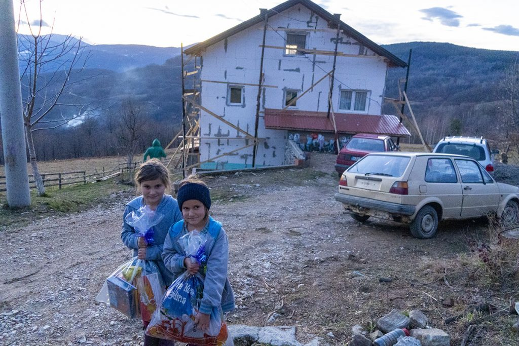 Family from Srebrenica