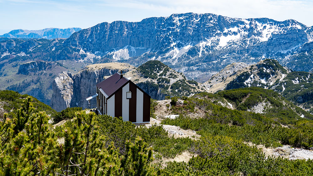 Cvrsnica mountain lodge Vilinac is ideal for overnight accommodation when exploring stunning Cvrsnica regions