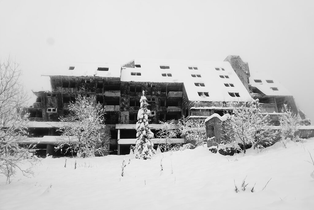 Hotel Igman at Igman Olympic montain
