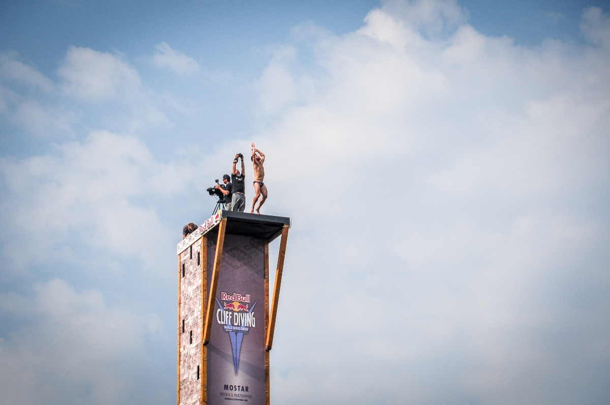Red Bull Cliff Diving Mostar-2