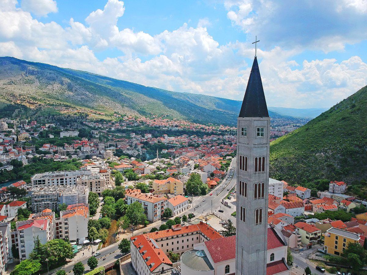 Mostar Bell Tower