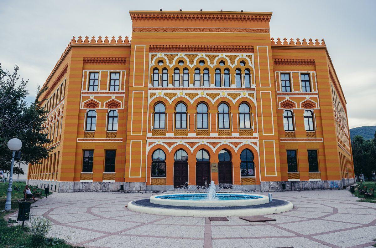 Mostar Gymnasium