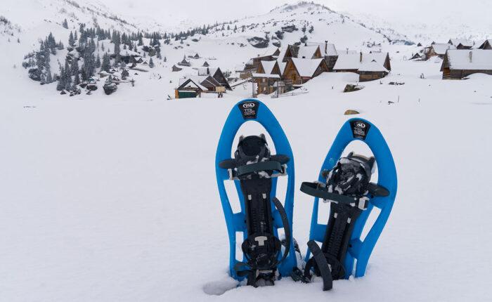 Proskosko Lake Snowshoeing Tour from Sarajevo