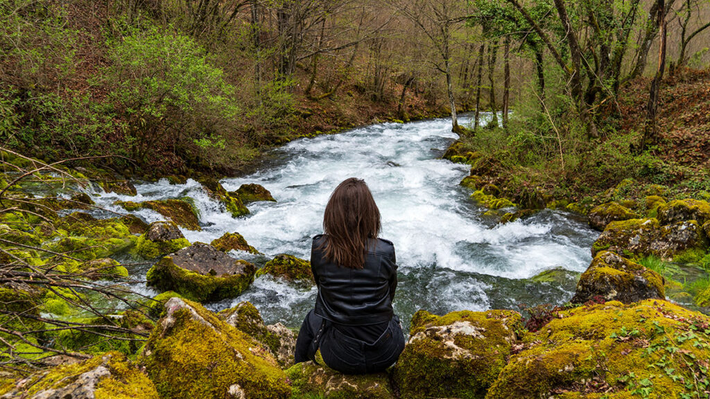 Pliva River source