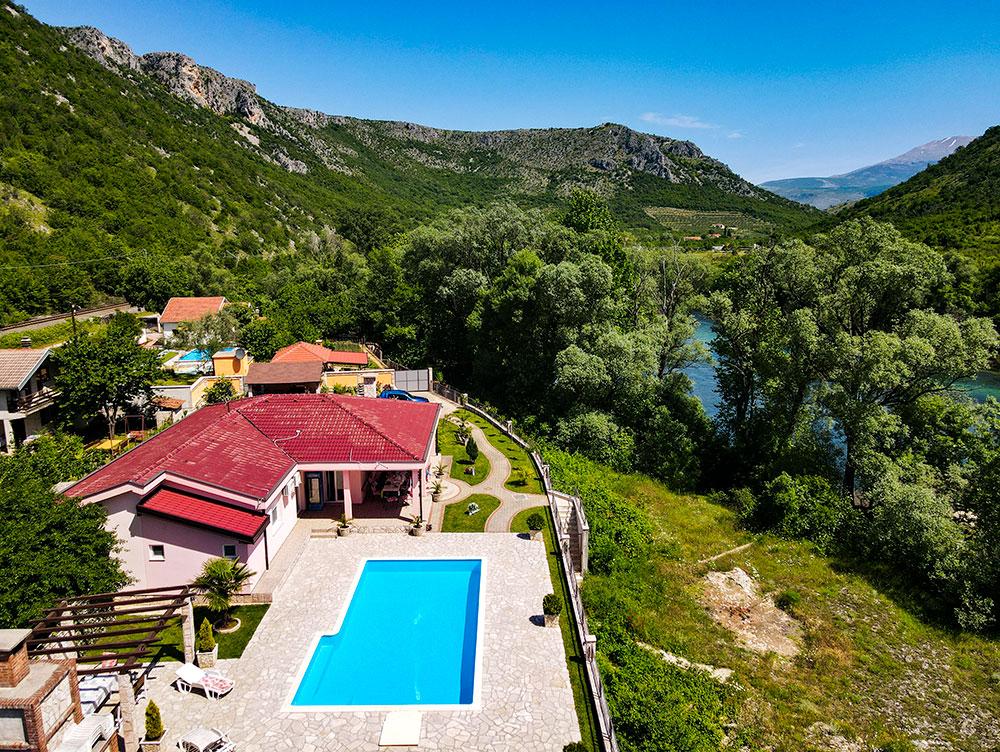 Herzegovina Villa by Neretva River