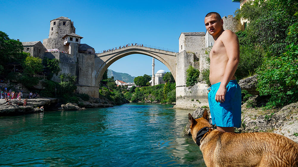 Mostar local divers