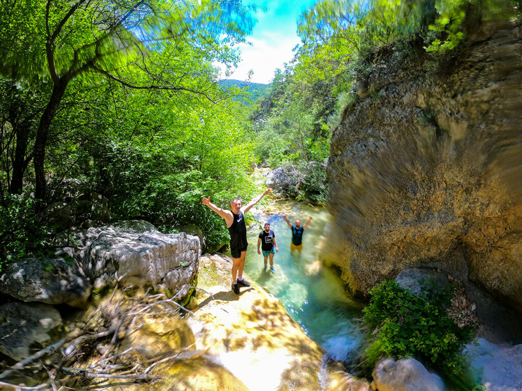 Istup Waterfall near Stolac