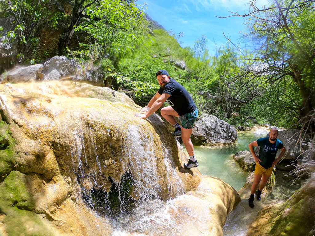 Istup canyoning in Herzegovina region is one if the most beautiful water experiences in the whole region of Balkans